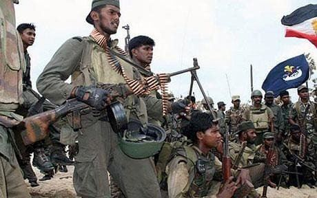 Sri Lankan Civil War Sri Lanka39s civil war The history of the Tamil conflict Telegraph