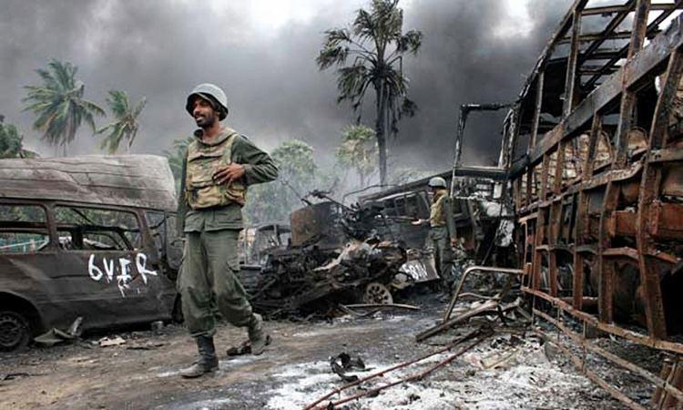 Sri Lankan Civil War Essay on the Civil War in Sri Lanka