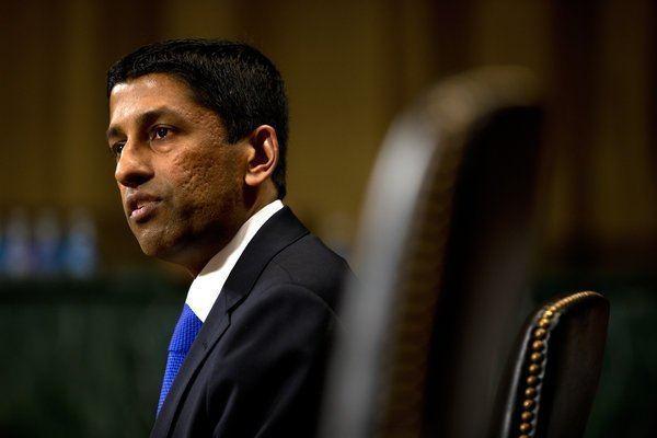 Sri Srinivasan Sri Srinivasan Nominee for Federal Court Has Easy Senate