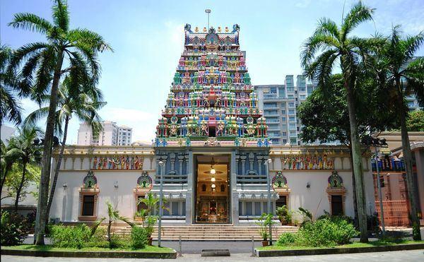Sri Thendayuthapani Temple - Alchetron, the free social