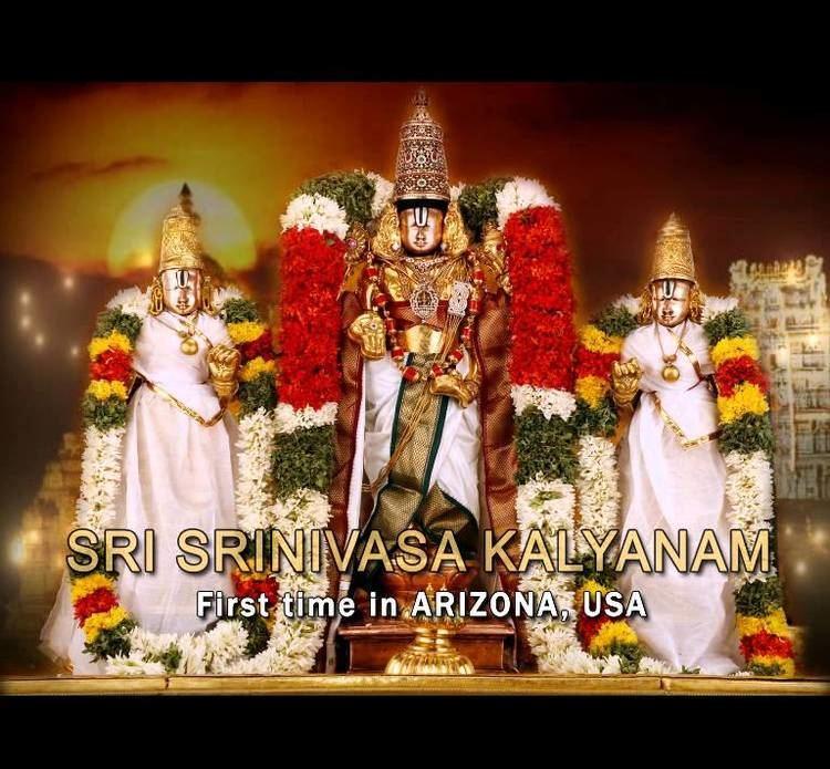 Sri Tirupati Venkateswara Kalyanam movie scenes Tirumala Tirupati devasthanam Srinivasa Kalyanam