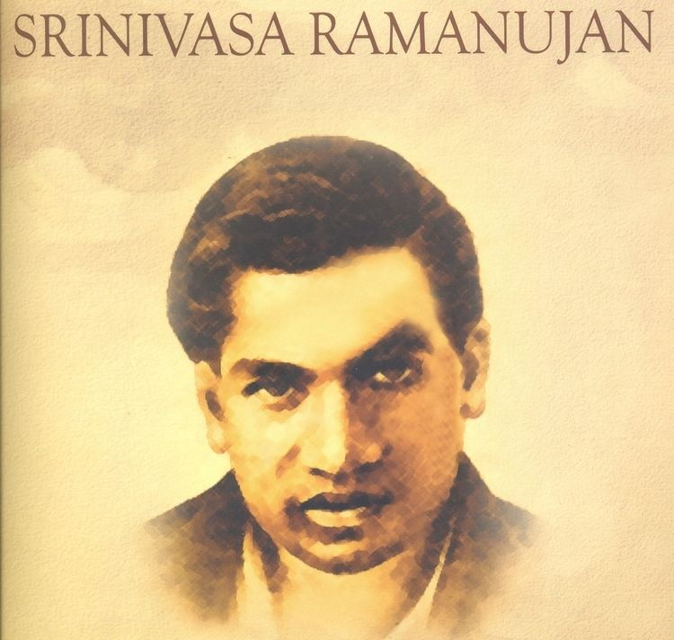 Srinivasa Ramanujan sramanujan