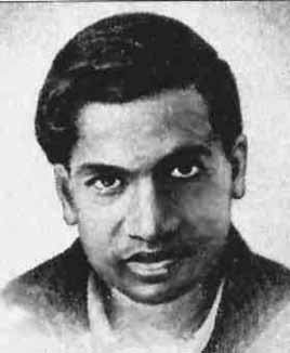Srinivasa Ramanujan wwwusnaeduUsersmathmehRamanujanjpeg