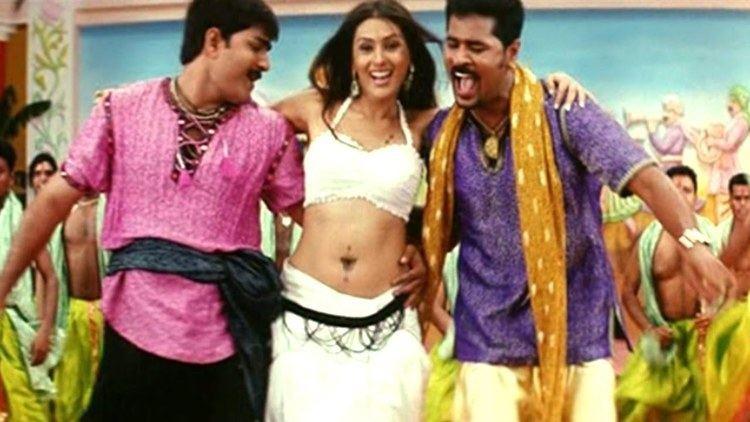 Sriramachandra movie scenes Sriramachandra Full Video Song Oka Radha Iddaru Krishnula Pelli Movie Srikanth Namitha