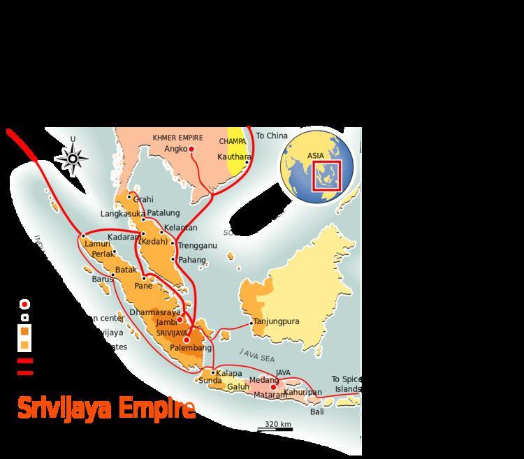 Srivijaya FileSrivijaya Empire Mapsvg Wikipedia