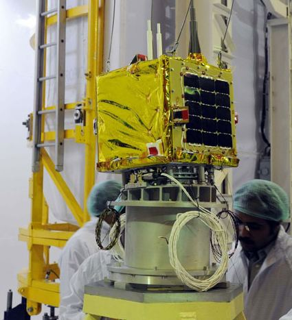 SRMSAT ISRO has Launched 5 Student Satellites 12 More to be Launched Next Year