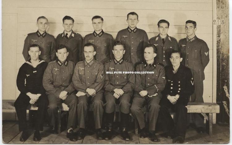 SS Heimwehr Danzig SS Heimwehr Danzig in Canadian Captivity