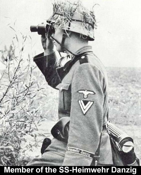 SS Heimwehr Danzig Member of the SSHeimwehr Danzig WW2 Pinterest The o39jays and