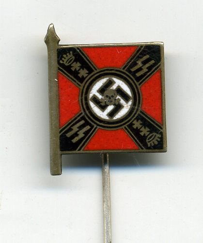 SS Heimwehr Danzig Ailsby Collection Pin of Honour of the SSHeimwehr Danzig Group of