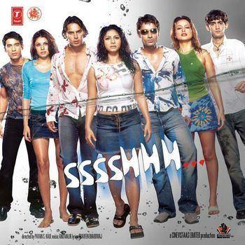 Sssshhh 2003 Anu Malik Listen to Sssshhh songsmusic online
