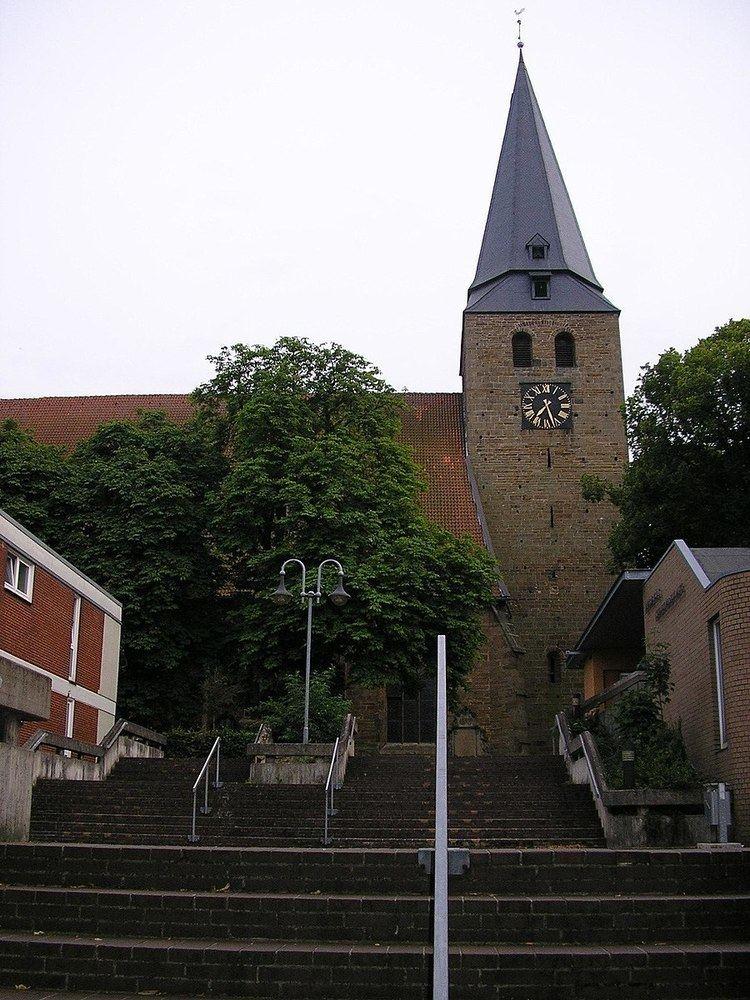 St. Andrew's Church, Lübbecke