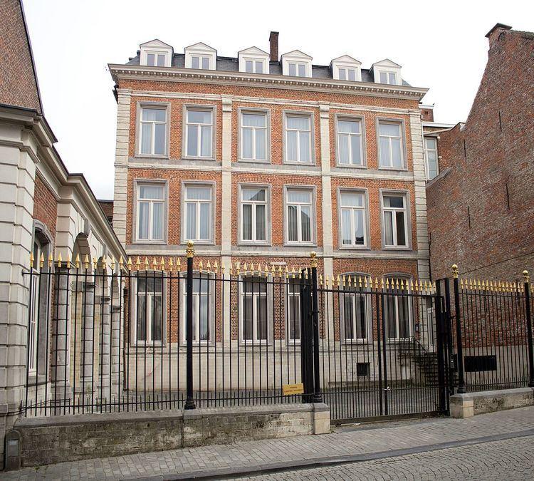 St Anne's College, Leuven