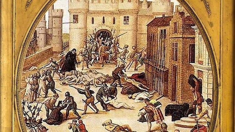 St. Bartholomew's Day massacre The Massacre of St Bartholomew39s Day YouTube