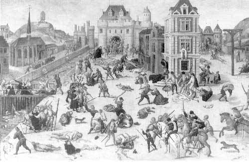 St. Bartholomew's Day massacre The St Bartholomew39s Day Massacre