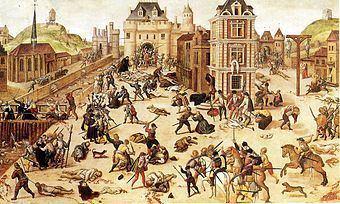 St. Bartholomew's Day massacre St Bartholomew39s Day massacre Wikipedia