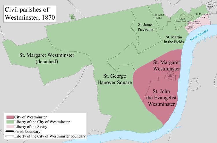 St Clement Danes (parish)
