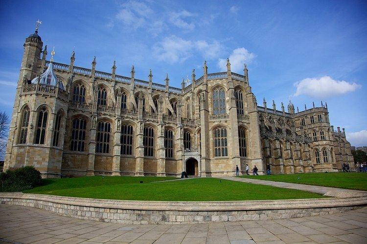 St George's Chapel, Windsor Castle