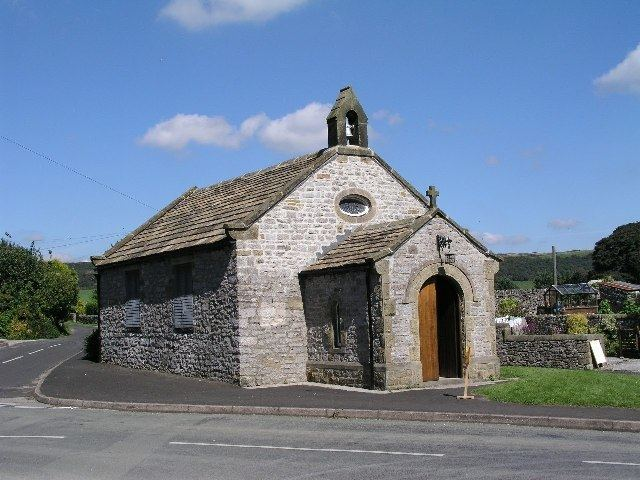 St Hugh's Church, Foolow