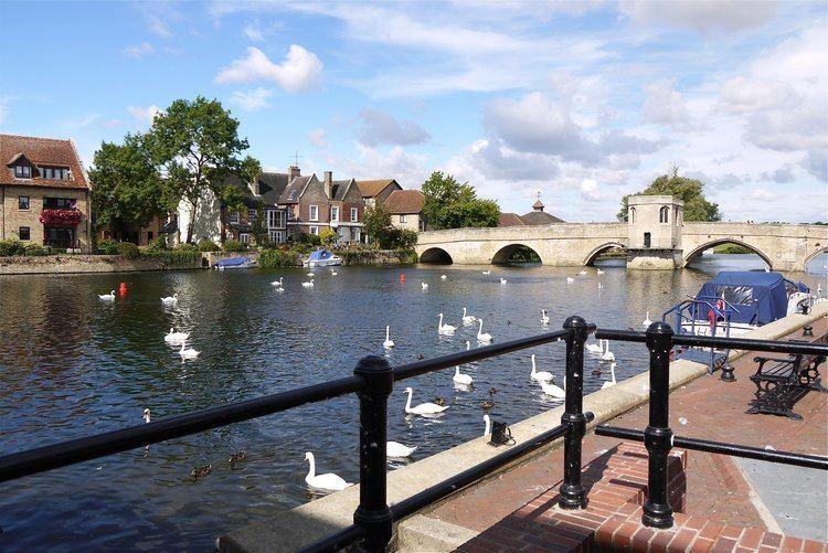 St Ives, Cambridgeshire httpsuploadwikimediaorgwikipediacommons66