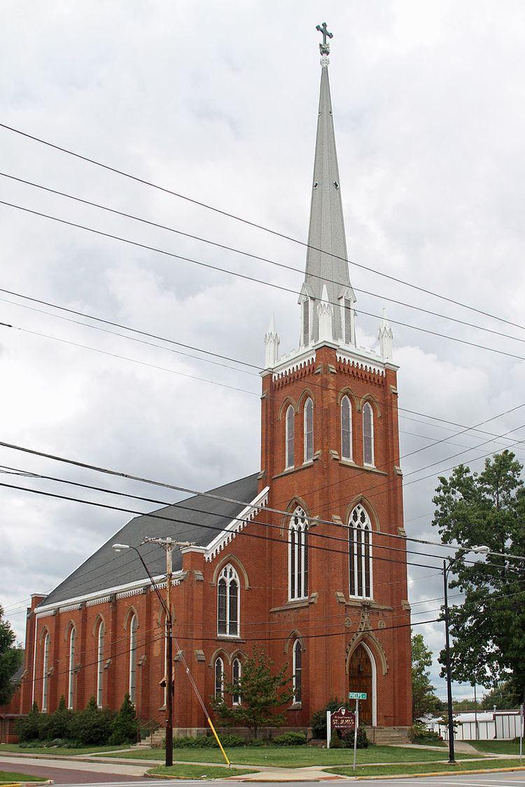 St. James Episcopal Church (Painesville, Ohio)