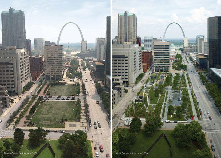 St Louis Beautiful Landscapes of St Louis