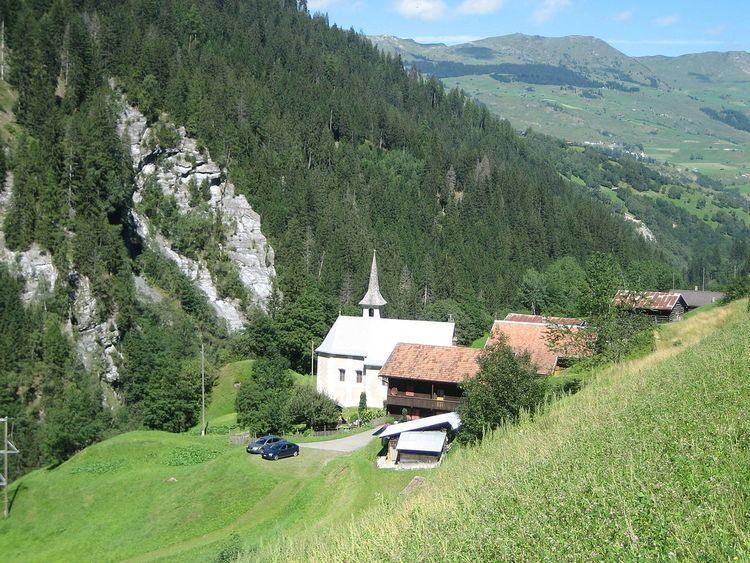 St. Martin, Graubünden