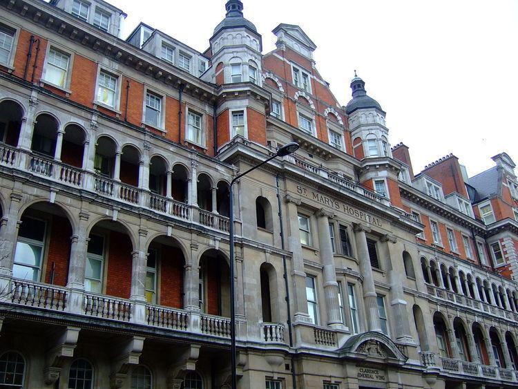 St Mary's Hospital, London