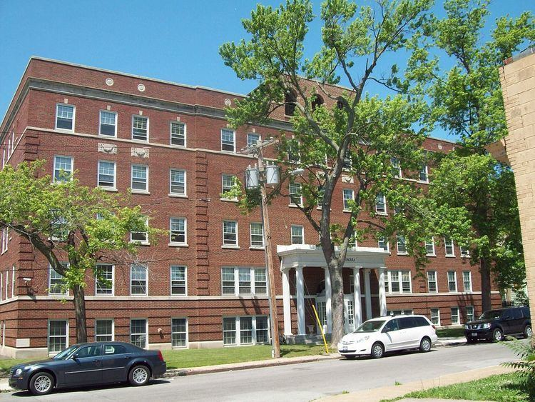 St. Mary's Nurses' Residence
