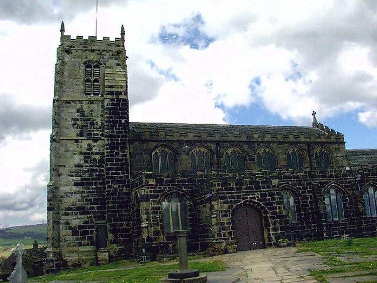 St Michael and All Angels Church, Mottram