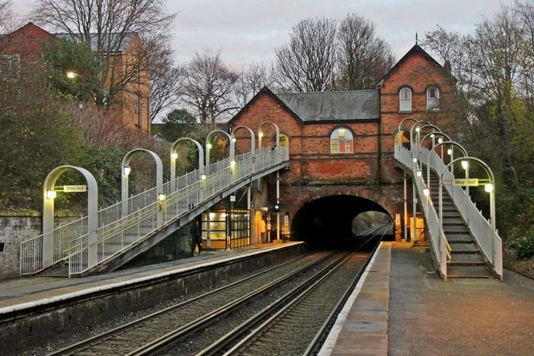 St Michaels railway station