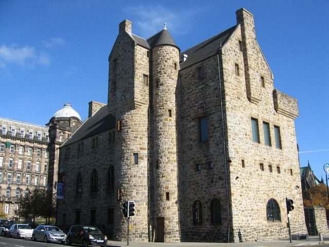 St Mungo Museum of Religious Life and Art
