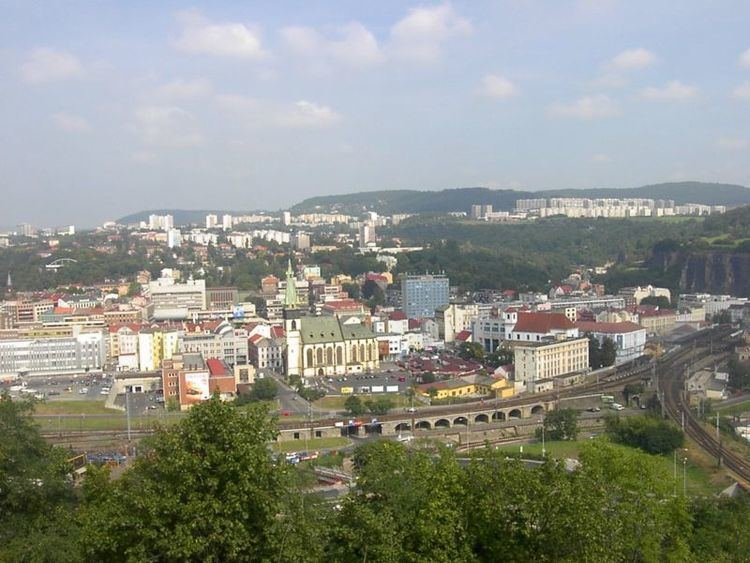 Usti nad Labem in the past, History of Usti nad Labem