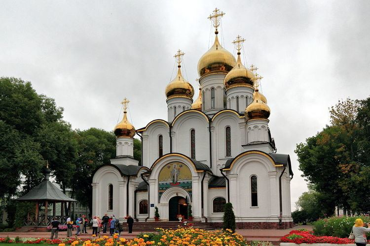 St. Nicholas Monastery (Pereslavl-Zalessky)