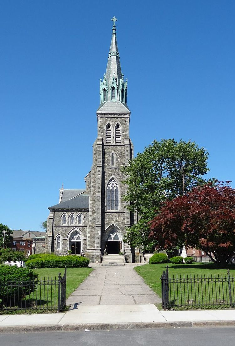St. Patrick's Church (Lowell, Massachusetts)