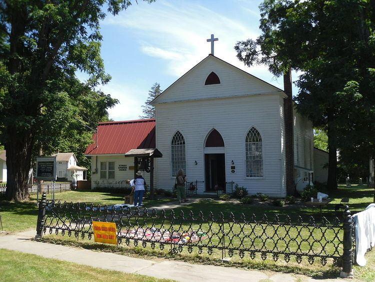 St. Paul's Lutheran Church (Oak Hill, New York)