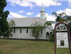 St Peter's Anglican Church, Barcaldine httpsuploadwikimediaorgwikipediacommonsthu