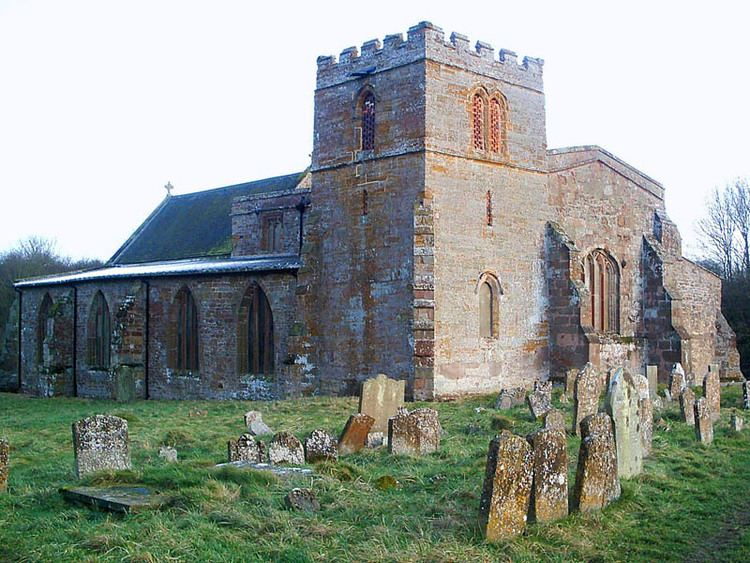 St Peter's Church, Wolfhampcote