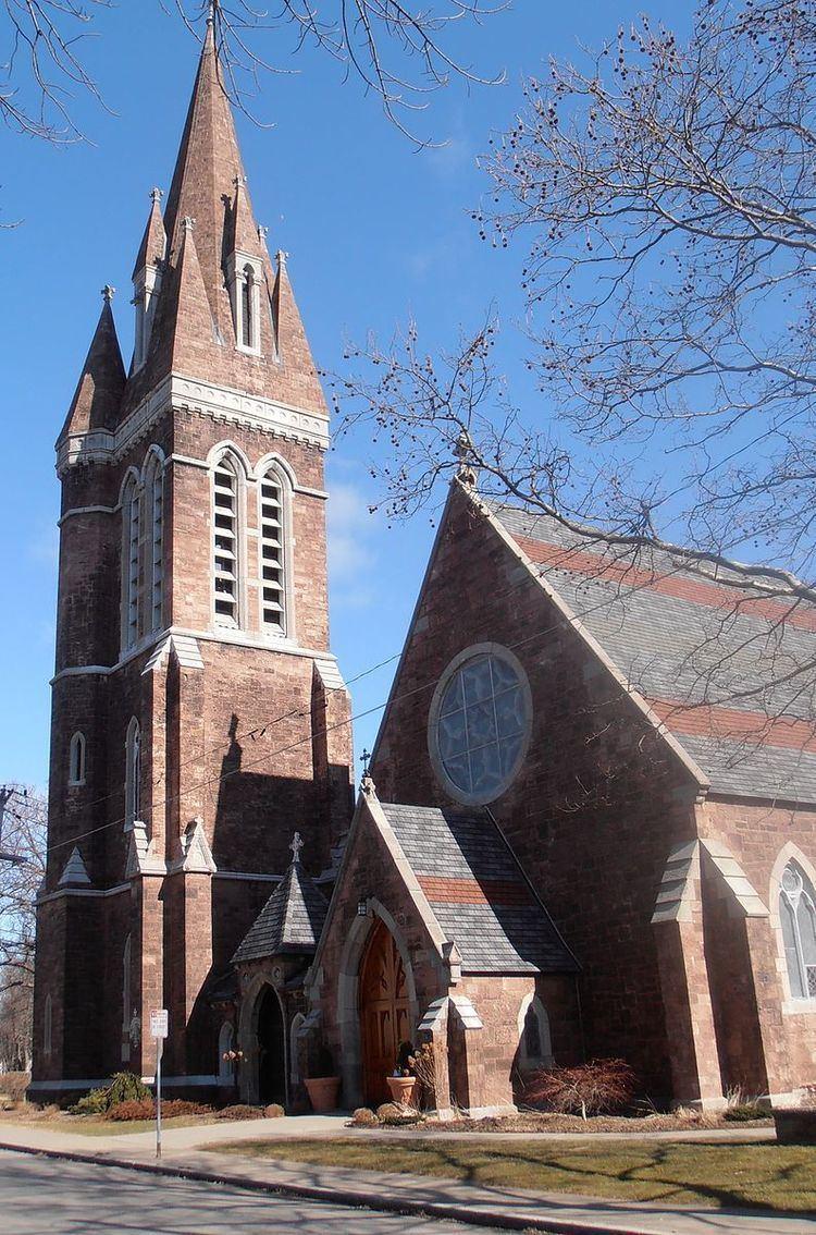 St. Peter's Episcopal Church (Geneva, New York)