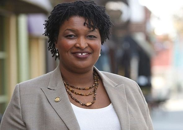 Stacey Abrams Stacey Abrams Michelle Nunn and Georgia Can Georgia Democrats