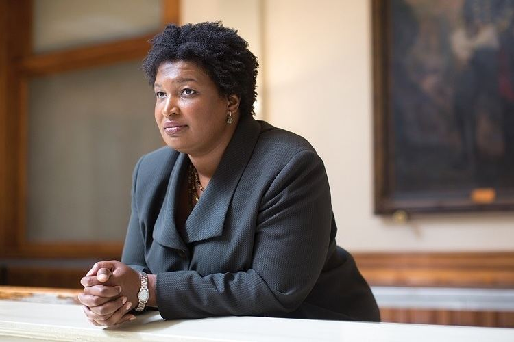 Stacey Abrams Stacey Abrams Georgia