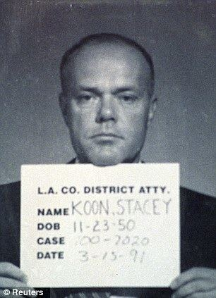 Stacey Koon Stacey Koon LAPD sergeant involved in Rodney King beating now works