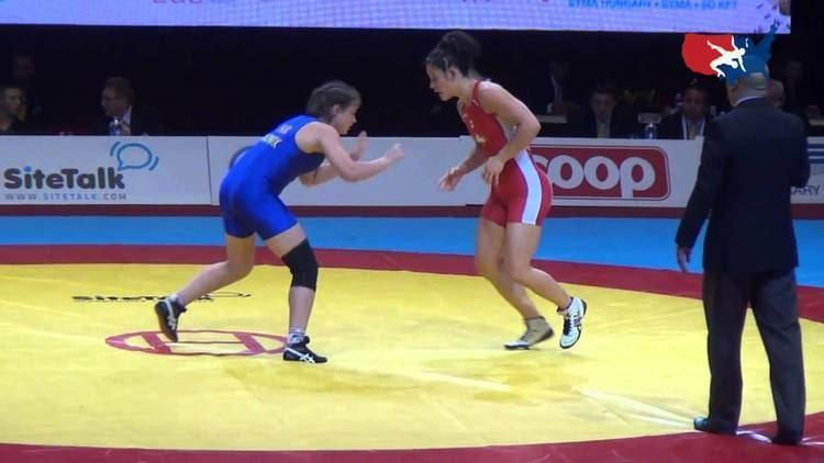 Stacie Anaka 67 KG Gold Stacie Anaka CAN vs Alina StadnikMakhynia UKR YouTube