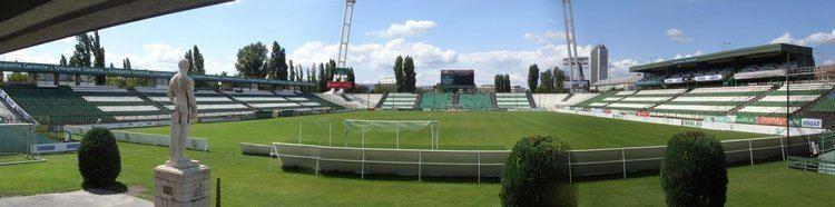 Stadion Albert Flórián Dan and the 92