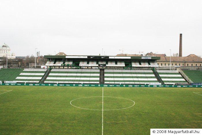 Stadion Albert Flórián Budapest IX ker Albert Flrin Stadion photos data grounds
