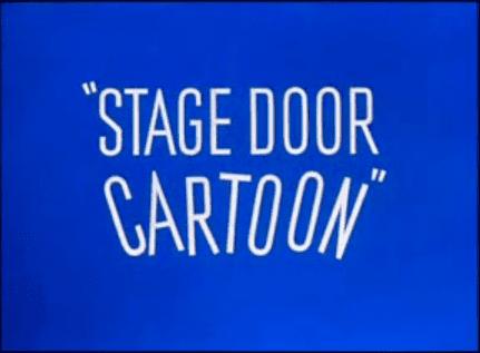 Stage Door Cartoon httpsuploadwikimediaorgwikipediacommons77