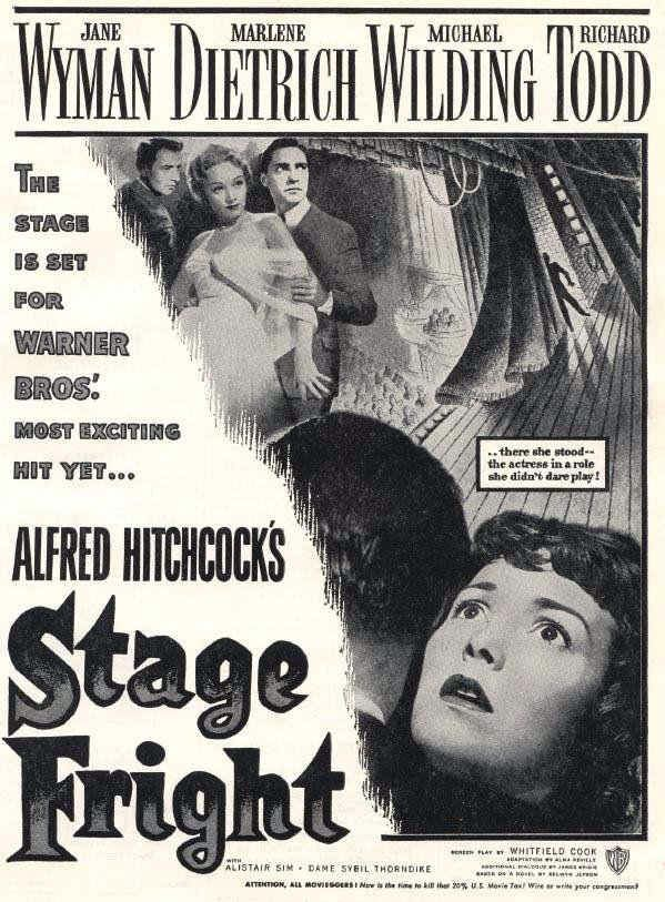 Stage Fright (1950 film) Stage Fright