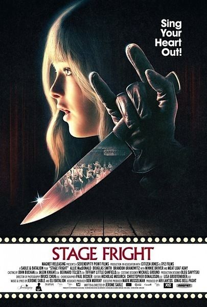 Stage Fright (1987 film) stage fright 1987 DirtyHorrorCom
