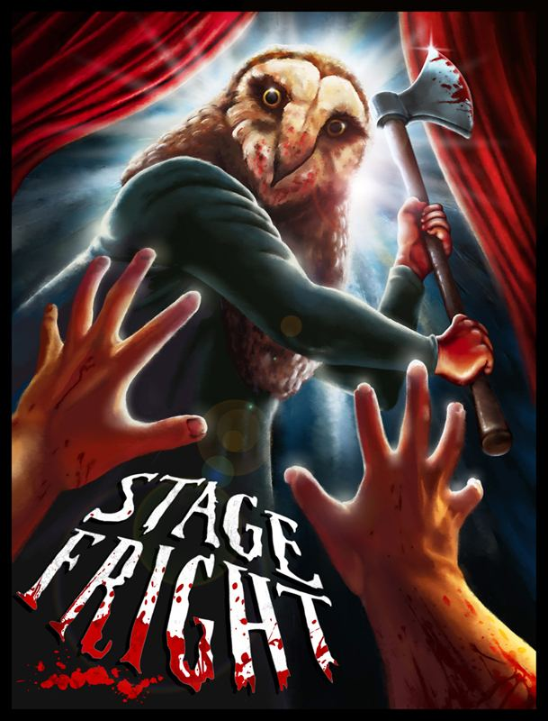 Stage Fright (1987 film) Stagefright 1987 A Performance That Will Knock You Dead Review