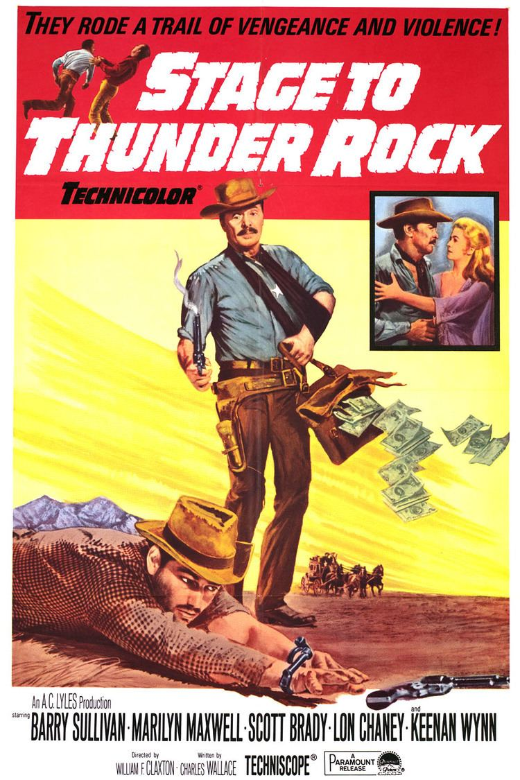 Stage to Thunder Rock wwwgstaticcomtvthumbmovieposters40074p40074