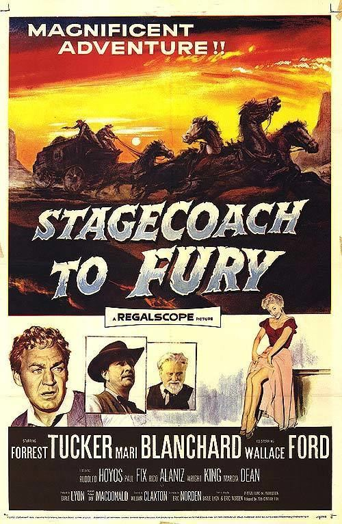 Stagecoach to Fury Stagecoach To Fury movie posters at movie poster warehouse
